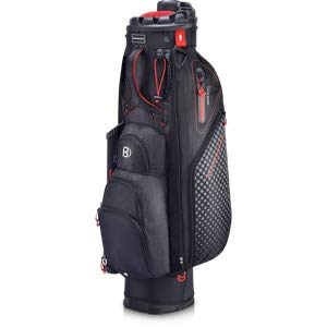 Bennington Quiet Organizer 9 Lite Cart Bag Black