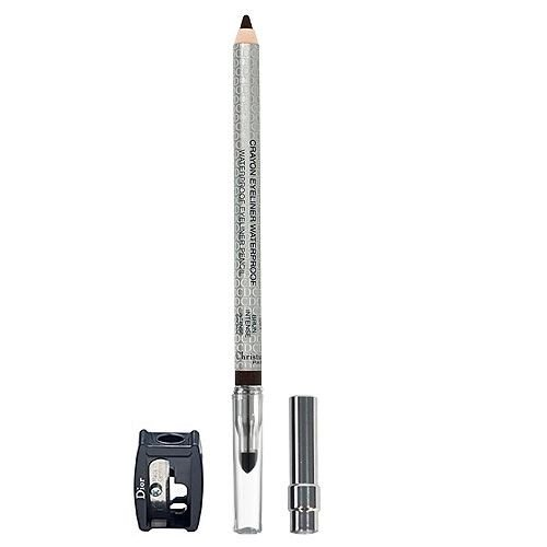 Christian Dior Long-wear Waterproof Eyeliner Pencil 594 Intense Brown NEW Christian Dior Crayon