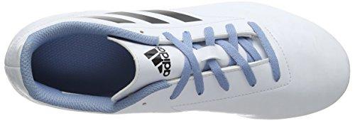 II adidas Core Ash Black Footwear para Fútbol Conquisto FG 0 White Blue Hombre Blanco Zapatillas de rr5qOxw
