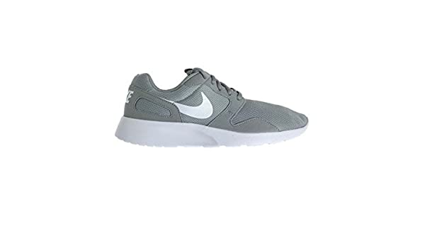 buy online 52b5c 6e1ce Amazon.com   Womens Nike Kaishi 654845 014 Wolf Grey   White-White Size ...