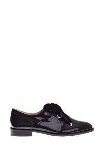 Shellys Women's Frankie Oxford Black London YYwaqA