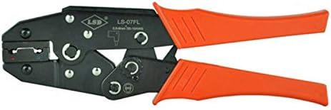 ケーブルカッター 1.25-2.5mm² 手動圧着ペンチ 手動ひだが付く用具 コネクター 手動ケーブルカッター