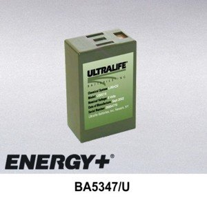 Military Battery for Night Vision and Military Applications BA5347/U