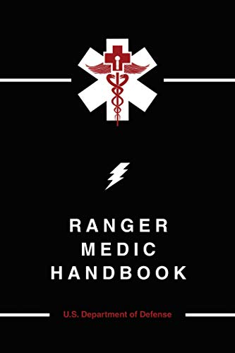 Proforce Equipment Ranger Medic Handbook 45490 ()