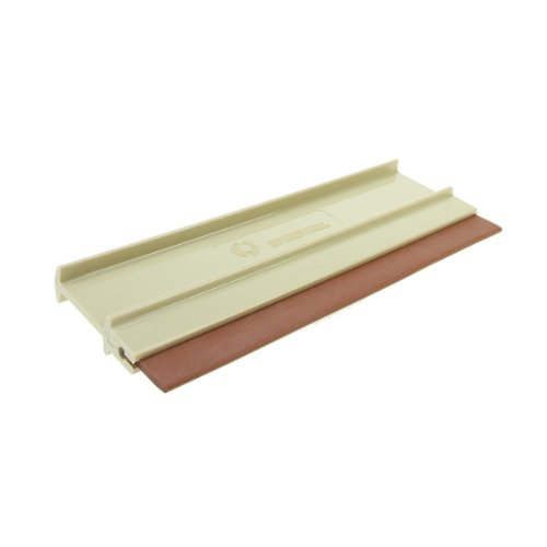 Speedball 9-Inch Fabric Squeegee with Plastic Handle, Beige 11094534