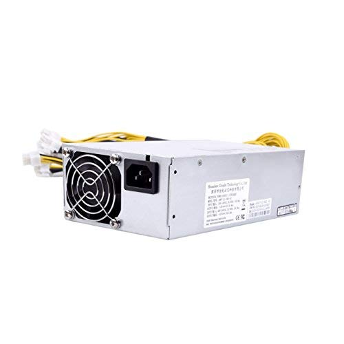 APW7 Antminer Power Supply for S9 or L3+ or D3 w/10 Connectors