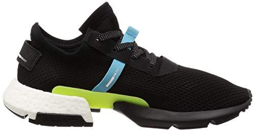 Pod s3 Noir Homme adidas 000 de Negbás Gridos Chaussures 1 Gymnastique fBd5x6qw