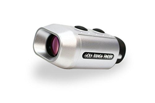Posma GF200 New Golf Rangefinder – Golf scope – Digital Pocket 7x Zoom Golf Range Finder Magnification Distance Measurer Golf scope Yards Meter Measure free carrying pouch