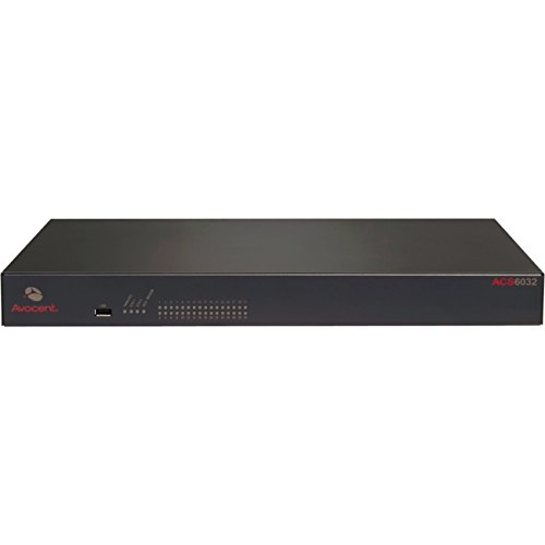 3M Avocent Advanced Console Server 6032 - 32 Ports - 10MB...