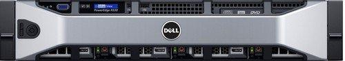 Dell PowerEdge R530-DLTPHH2 Rackmount Server - Intel Xeon E5-2630v4 2.2 GHz 10-Core Processor - 192 GB DDR4 SDRAM - 8 TB (8 x 1 TB) Hard Drive - No Operating System (Certified Refurbished)