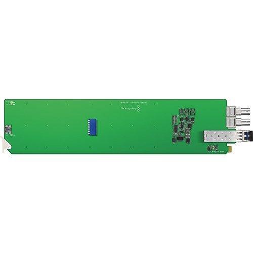 Blackmagic Design OpenGear Converter Optical Fiber Module for SDI & Optical Fiber ()