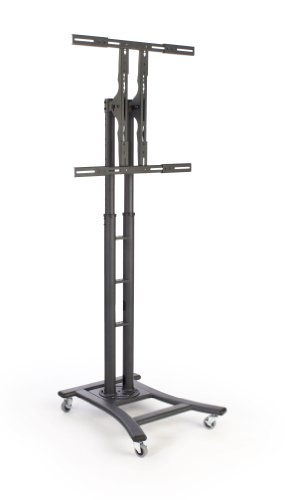 Mobile Tv Stand With Wheels For Lcd Plasma Or Led