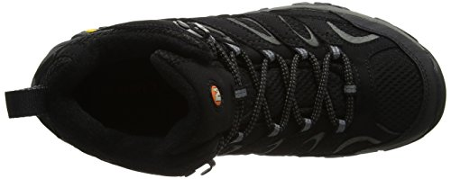 Black Moab Women's 2 Boot Hiking Merrell Mid Gtx x0TSngqqO