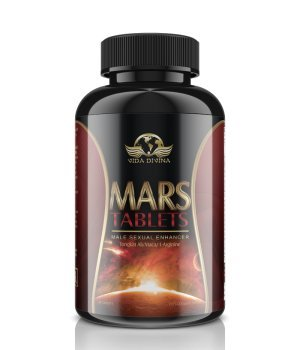 Mars, Male Sexual Enhancer Supports Prostate Health Lengthens Hardens Improves Libido 30 Tablet Dietary Supplements For Sale