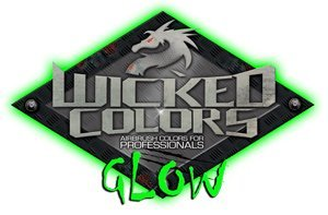 (Createx Wicked Colors W210 Glow Base 2oz. water-based universal airbrush paint. by)