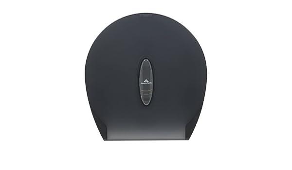 Amazon.com: 59012 translúcido humo Jumbo Sr. Papel higiénico dispensador: Home Improvement