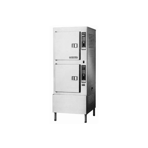 Cleveland 24CGA10 SteamCraft Ultra 10 Two Compartment Floor Model (Cleveland Floor Steamer)