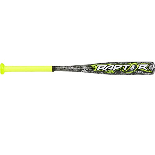 Rawlings 2019 Raptor Tball Youth Baseball Bat (-12), 25