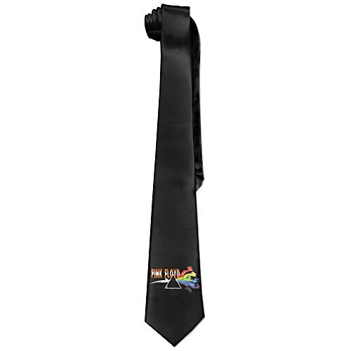 Floyd Pink Necktie (Men's Pink Floyd Necktie Ties)
