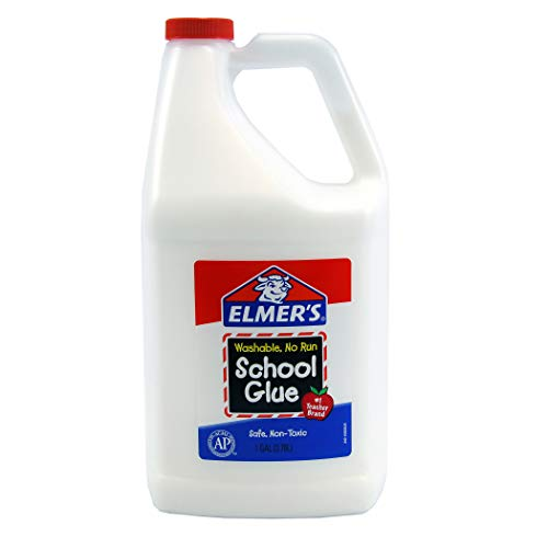 Elmer's BORE340 Washable School Glue, ()