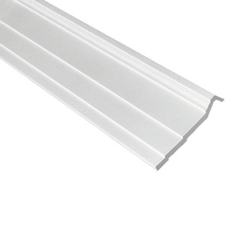 Fypon MLD506-16 16 1/2''H x 3''P, 16' Length, Door/Window Moulding by Fypon