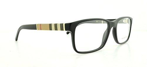 Burberry Men's BE2162 Eyeglasses Black 53mm