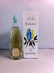 Ramage Eau De Cologne by Bourjois 7.1oz