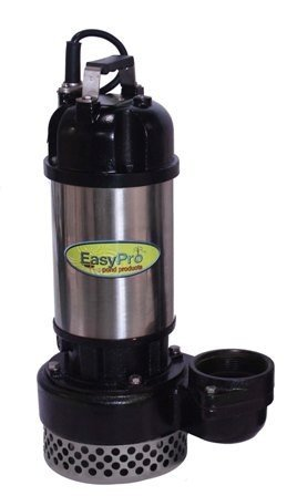 EasyPro TM13500 TM Series 13500GPH Low Head 1.5HP 115V Stream and Waterfall Pump ()