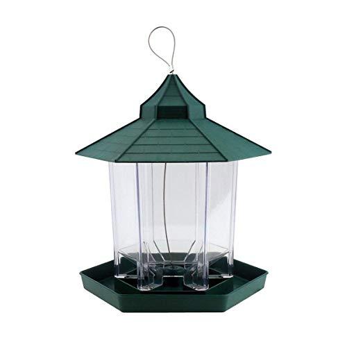 Sulida Alimentador de Aves Silvestres de la casa de Semillas al Aire Libre Semilla Colgante Jardín al Aire Libre