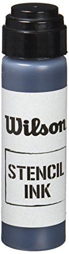 Wilson Sporting Goods Stencil Ink, Black
