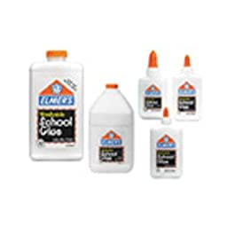 Elmers E308 8 Oz Elmer\'S School Glue Pack of 3