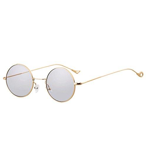Color DT de 1 de Mujer 2 para Sol Redondas UV con Gafas Protección Gafas rHqPFwr