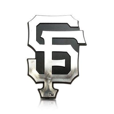 MLB San Francisco Giants Chrome Automobile -