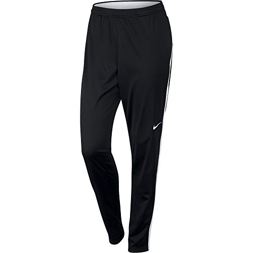 Nike Women's Academy Football Pants Black/White Size Medium
