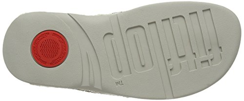 femme Surfa FitFlop T Sandals bar Sequin Stone Glod RWgpP6