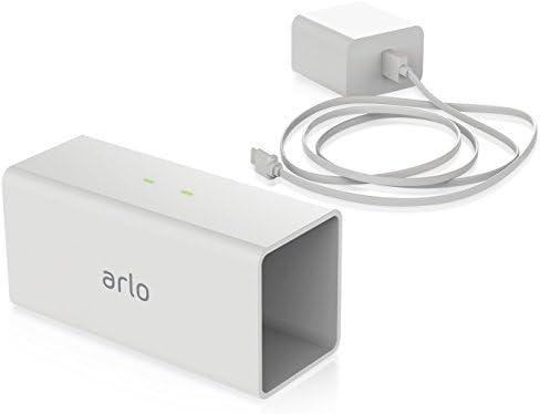 Arlo Accesorio oficial - Cargador de baterías Recargables para cámaras de Seguridad y vigilancia Arlo Accesorio oficial Pro (sin Cables), VMA4400C