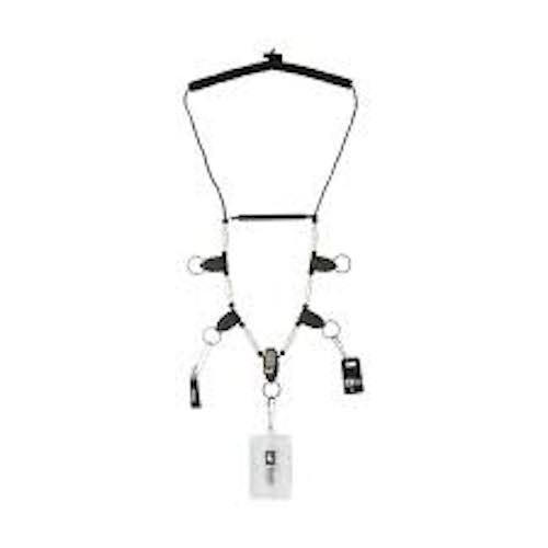 Loon Outdoors Neckvest Lanyard 5 Disconnects Loaded with Extras