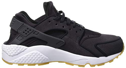 PRM de White Run Oil Chaussures Grey Nike Fitness WMNS Femme 001 Multicolore Oil Huarache Air Black Grey xtqZZwgoYI