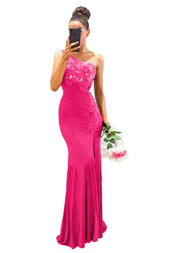 Promworld pink mangas trapecio Vestido hot Clásico 36 mujer Sin para Rosa xPwgfxqap