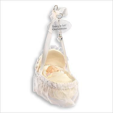 Hallmark 2007 Baby's First Christmas Ornament