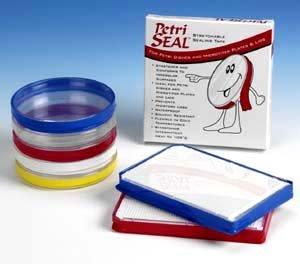 Petri-Seal, Clear, 1/2 Inch x 108 Feet