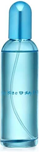 Colour Me | Sky Blue | Eau de Parfum | Perfume Spray | Womens Fragrance | Chypre Floral Scent | 3.4 oz