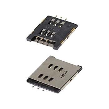 Amazon.com: BisLinks – Blackberry Torch 9800 OEM ranura de ...