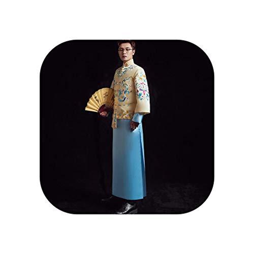 Ancient Royal Marriage Clothes Vintage Women Men