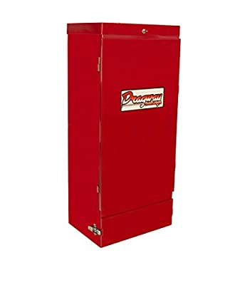 Dragway Tools Commercial Grade Free-Standing Dust Collector For Sandblasting Cabinets - DR-DUEL-DC