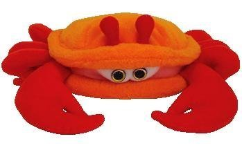 - TY Beanie Baby - GRUMBLES the Crab (BBOM June 2006) by Ty