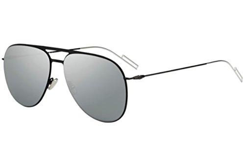 Christian Dior 0205/S Sunglasses Shiny Black / Black - Sunglasses Christian Homme Dior