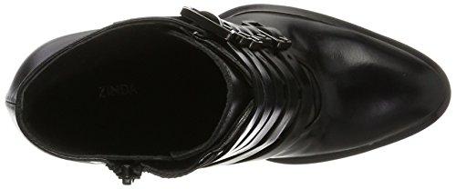Zinda Damer 3034 Støvler Sort (negro) ag1jU11