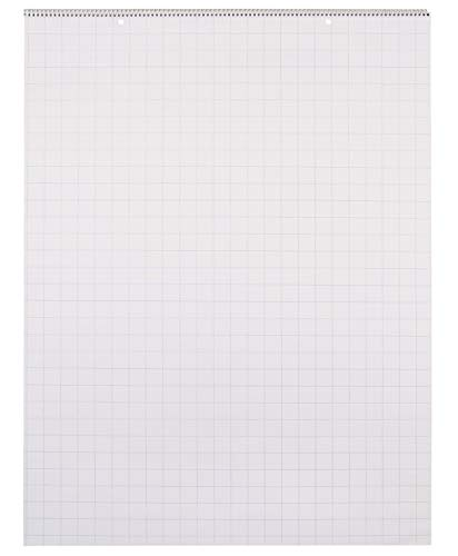 (School Smart Chart Table Pad, 24 x 32 Inches, 1 Inch Grids, 25 Sheets)
