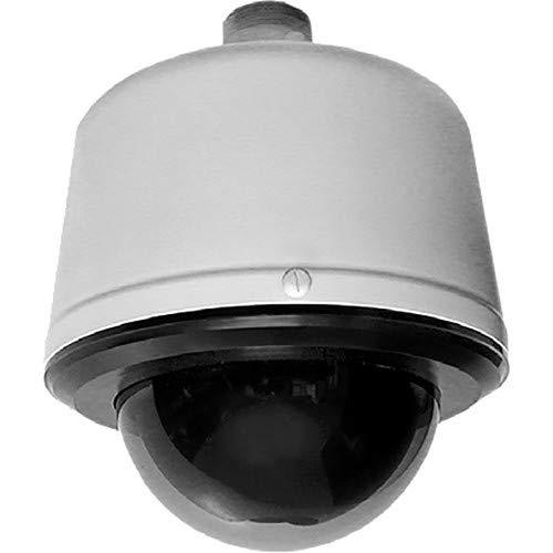 (pelco PE-S6230PGL0 Spectra Enhanced S6230-PGL0 1080p PTZ Network Pendant Dome Camera (Smoked Bubble, Gray))
